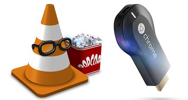 vlcchromecast1 17 02 15 - VLC 3.0 con supporto streaming Chromecast