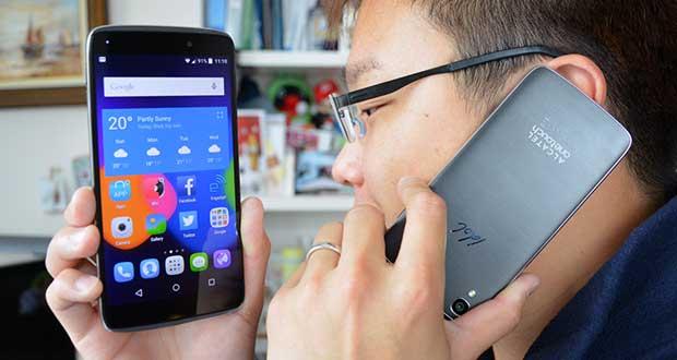 alcatel1 02 03 15 - Alcatel OneTouch Idol 3: smartphone con audio JBL
