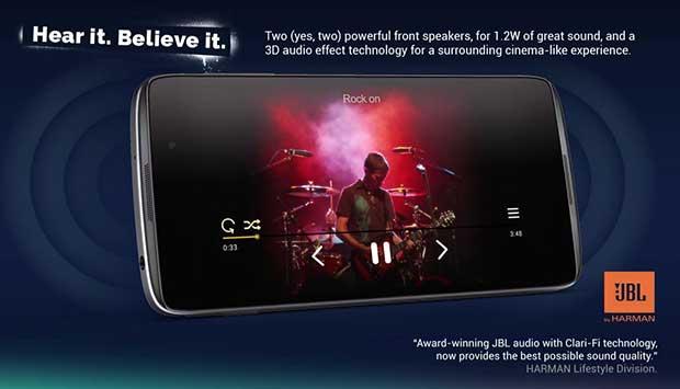 alcatel5 02 03 15 - Alcatel OneTouch Idol 3: smartphone con audio JBL