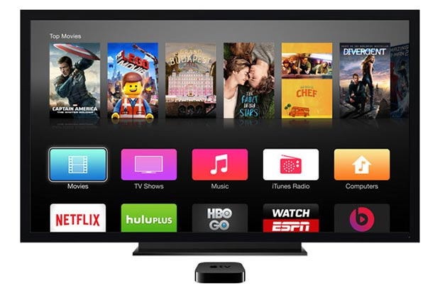 apple tv 17 03 2015 - Apple: servizi in streaming da settembre?
