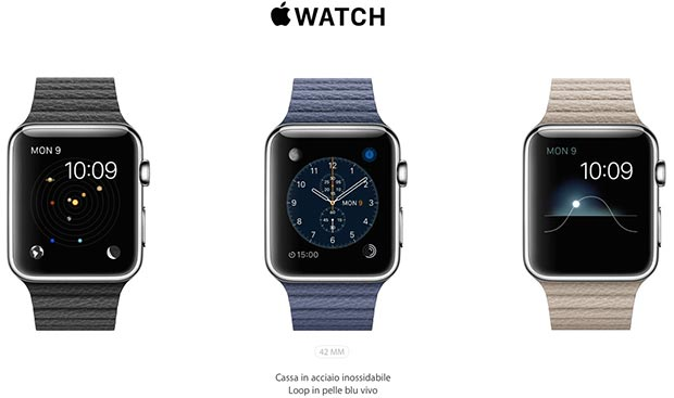 apple watch 5 09 03 2015 - Apple Watch Edition con assistenza dedicata