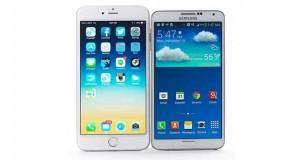 applevssamsung evi 04 03 15 300x160 - Apple supera Samsung nelle vendite smartphone