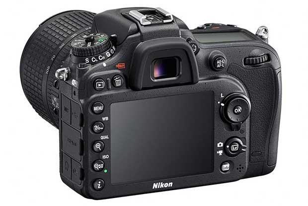 d7200 3 02 03 15 - Nikon D7200: Reflex 24 MP con Wi-Fi e NFC