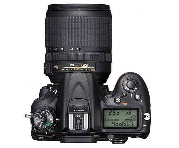 d7200 4 02 03 15 - Nikon D7200: Reflex 24 MP con Wi-Fi e NFC