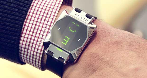 emvio1 30 03 15 - Emvio: lo smartwatch che misura lo stress