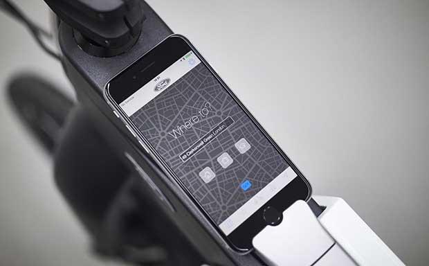 """fordmode2 03 03 15 - Ford MoDe: bici pighievoli elettriche e """"smart"""""""