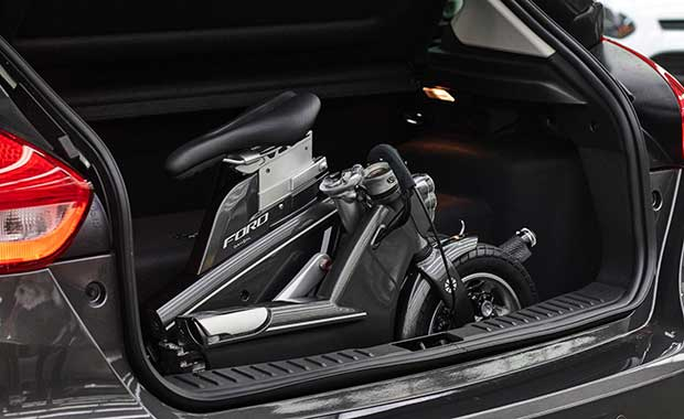 """fordmode3 03 03 15 - Ford MoDe: bici pighievoli elettriche e """"smart"""""""