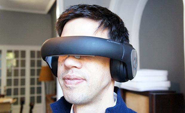 glyph 06 03 2015 - Avegant Glyph: cuffie e visore con Virtual Retinal Display