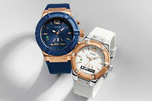 guessconnect1 06 03 15 - Guess Connect: smartwatch con doppia batteria