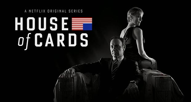 house of cards 6k 12 03 2015 - House of Cards: terza stagione girata in 6K