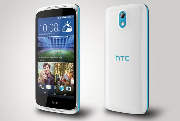 htc desire 526g26 03 2015 - HTC Desire 526G: dual sim con Android KitKat