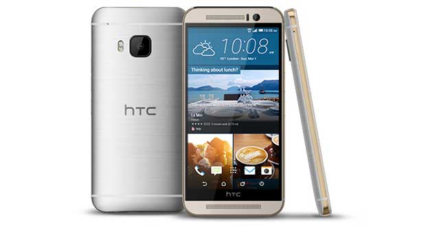 htcm9 1 01 03 15 - HTC One M9: smartphone con audio HD