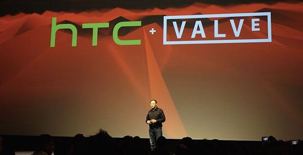 htv vive 2 02 03 2015 - HTC Vive: visore per realtà virtuale