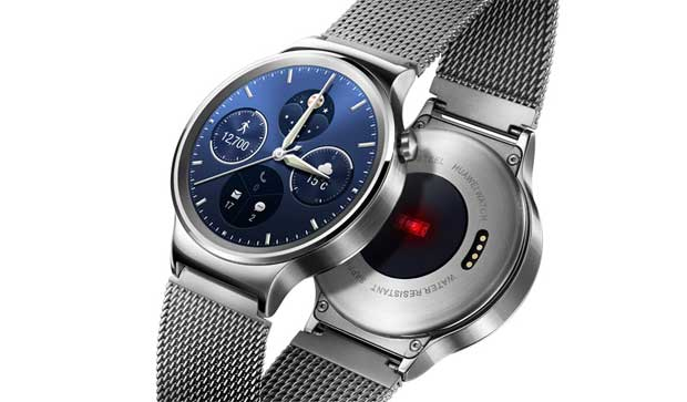 huaweiwatch2 01 03 15 - Huawei Watch: smartwatch Android Wear