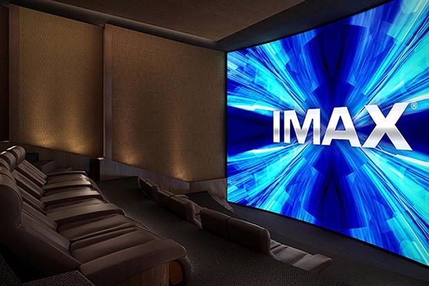imax 3 04 03 2015 - IMAX Private Theatre arriva in Europa