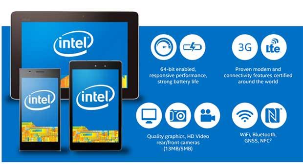 """intel1 02 03 15 - Intel: nuovi Atom """"mobile"""" X3, X5 e X7 per Win 10"""