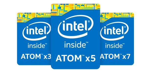"""intel3 02 03 15 - Intel: nuovi Atom """"mobile"""" X3, X5 e X7 per Win 10"""