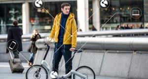 """jivr bike evi 17 03 2015 300x160 - JIVR Bike: la bicicletta """"smart"""" pieghevole"""
