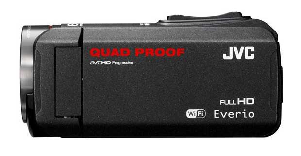 "jvc1 20 03 15 - JVC: videocamere Full HD Everio ""Quad-Proof"""