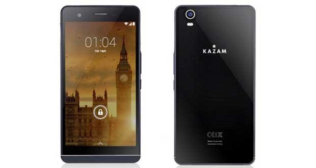 kazam1 02 03 15 - Kazam Tornado 455L: smartphone LTE da 13 MP