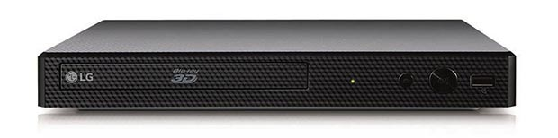 lg blu ray 26 03 2015 - LG: in arrivo quattro nuovi lettori Blu-ray