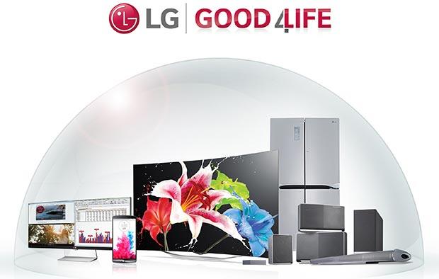 lg good4life 23 03 2015 - LG Good 4 Life: nuova estensione di garanzia