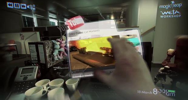 magic leap 21 03 2015 - Magic Leap: nuova tecnologia per la realtà aumentata