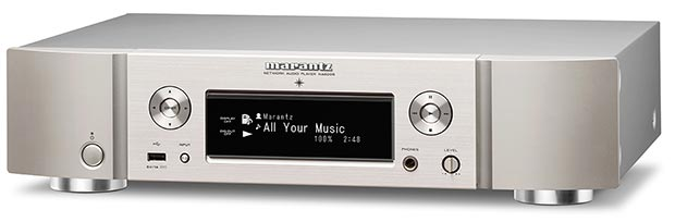 na6500 2 05 03 2015 - Marantz NA6500: network player Wi-Fi e Bluetooth