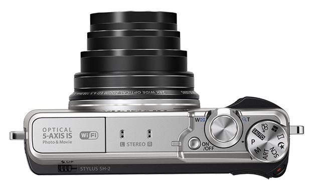 olympus3 11 03 15 - Olympus Stylus SH-2: compatta zoom da 16 MP