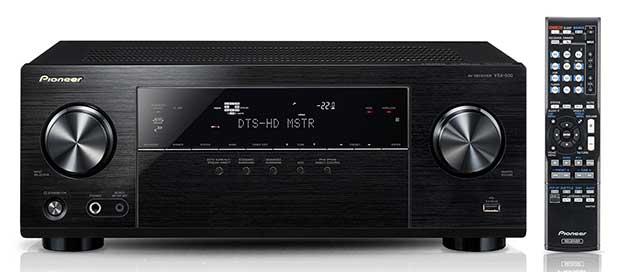 pioneer1 20 03 15 - Pioneer VSX-830: ampli 5.2 con HDMI 2.0 e HDCP 2.2