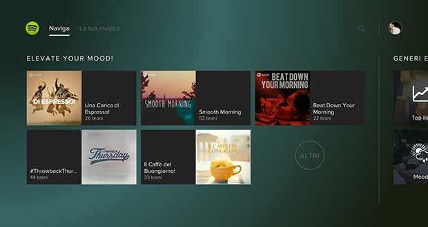 playstationmusic1 30 03 15 - PlayStation Music con Spotify ora disponibile