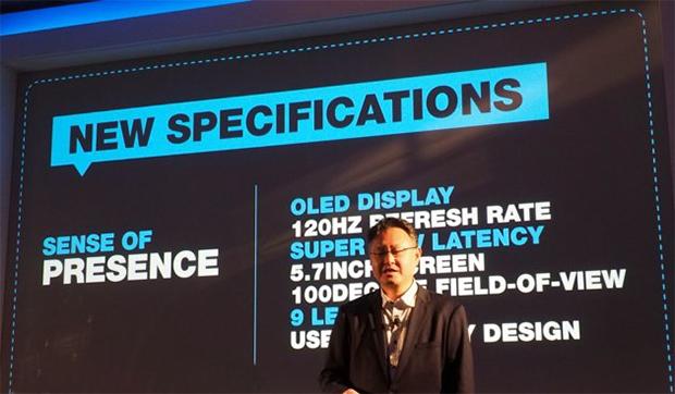 project morpheus 04 03 2015 - Sony Project Morpheus: visore VR con schermo OLED