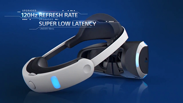 project morpheus 3 04 03 2015 - Sony Project Morpheus: visore VR con schermo OLED