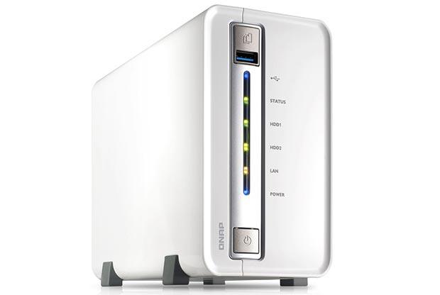 qnap ts251c 12 03 2015 - QNAP TS-251C: NAS compatto con uscita HDMI