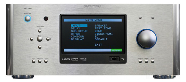 rotel1 11 03 15 - Rotel RSP-1582: processore 7.2 Atmos, DTS:X e Auro-3D