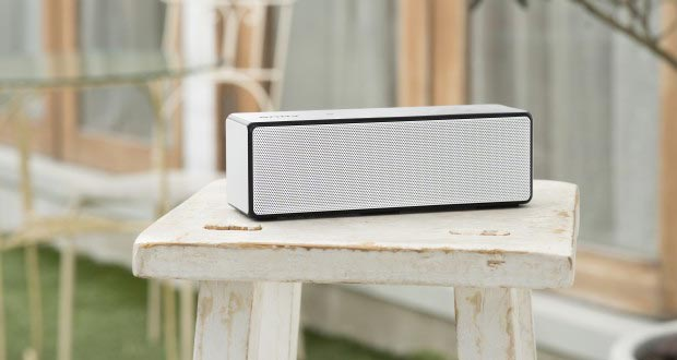 sony x33 evi 23 03 2015 - Sony: nuovi speaker wireless Bluetooth
