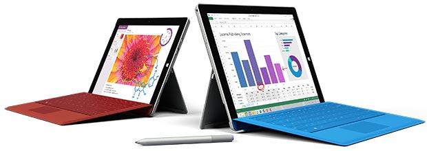 surface 3 2 31 03 2015 - Microsoft Surface 3 con Atom X7 e 4G