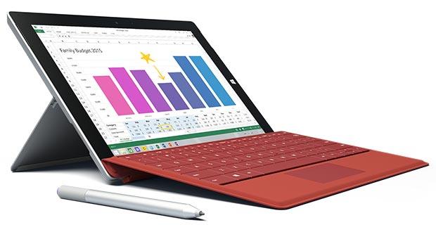 surface 3 evi 31 03 2015 - Microsoft Surface 3 con Atom X7 e 4G
