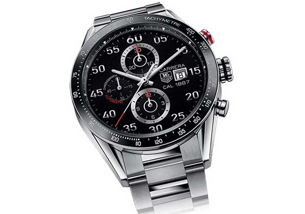 tagheuer1 19 03 15 - Tag Heuer: smartwatch Android Wear con Intel