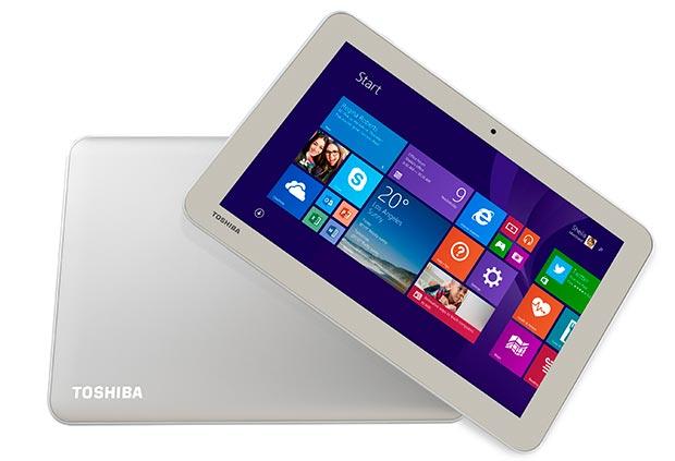 "toshiba 17 03 2015 - Toshiba Encore 2 Write: tablet 10"" con Windows 8.1"