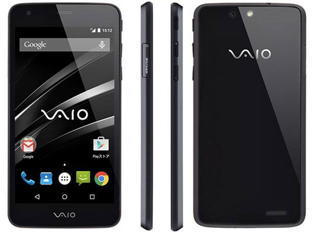 "vaio smartphone 12 03 2015 - VAIO Phone: smartphone Android 5.0 da 5"""