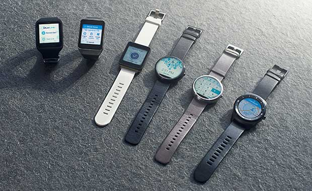 watchauto2 05 03 15 - Auto controllate con gli Smartwatch Android e Apple