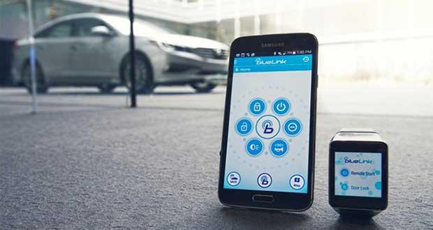 watchauto evi 05 03 15 - Auto controllate con gli Smartwatch Android e Apple