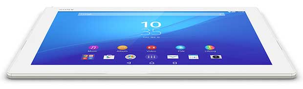 z4tablet2 02 03 15 - Sony Xperia Z4 Tablet: tablet 8 core con LCD 2,5K