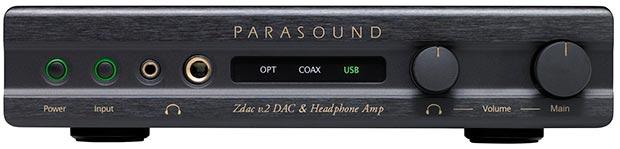 zdacv2 3 13 02 2015 - Parasound Zdac v2: DAC e ampli cuffie Classe A