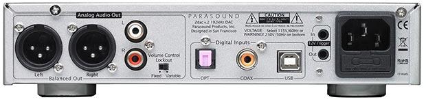 zdacv2 4 13 02 2015 - Parasound Zdac v2: DAC e ampli cuffie Classe A