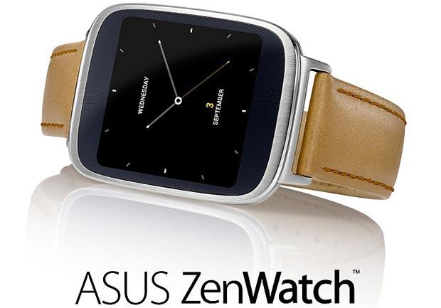 zenwatch 13 03 2015 - Asus ZenWatch: dal 20 Marzo a 229 Euro