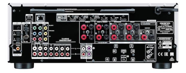 TX NR545 2 27 04 2015 - Onkyo TX-SR343 e TX-NR545: ampli con HDMI 2.0a