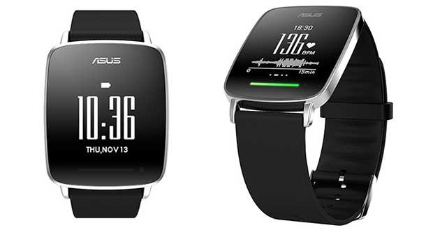 asusvivo1 13 04 15 - Asus VivoWatch: smartwatch fitness da 10 giorni