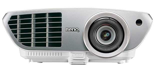 benq1 13 04 15 - BenQ W1350: proiettore DLP 1080p da 2.500 Lm